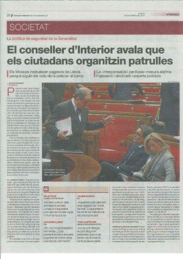 SOCIETAT - Ajuntament de Sitges