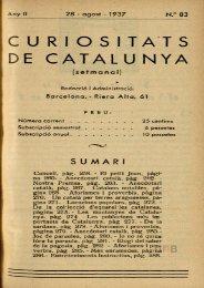 CU RIOSITATS DE CATALUNYA (setmanal) - Dipòsit Digital de ...