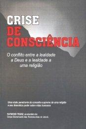 CRISE DE CONSCIÊNCIA - PORTUGUÊS