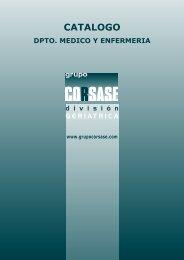 CATALOGO DPTO. MEDICO Y ENFERMERIA - Domestika