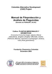 Manual Cultivos Plantas Medicinales - Plaguicidas y Alternativas