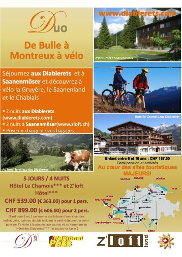 (€ 363.00) pour 1 pers. 363.00) pour 1 pers. CHF 899.00
