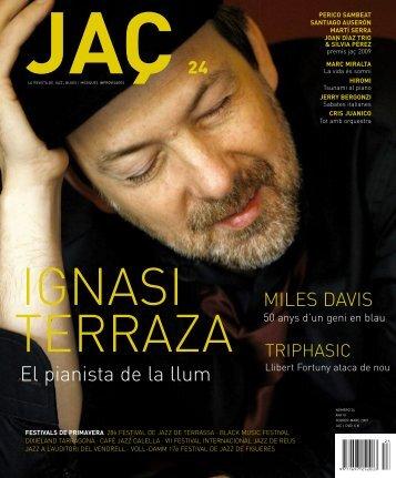 Revista JAÇ, 24 - Ignasi Terraza.com