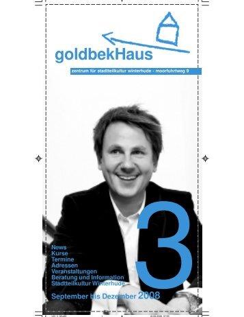 2008-3 (August - Dezember) - im Goldbekhaus