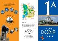 Hotel-Prospekt - Doria