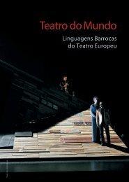Teatro do Mundo - Aleph20.letras.up.pt - Universidade do Porto