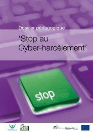 'Stop au Cyber-harcèlement' - Clicksafe