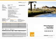 A3 P5563MA Robinson Club Agadir Joep Weijers - Golfclub Dortmund