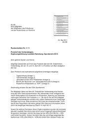11-11 VT-Protokoll und Satzung - Golf.de