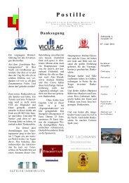 Post11 12 06 07 - Golfclub Leipzig Schlosspark Machern eV