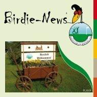 Birdie News November 2009 - Golfclub Lilienthal eV