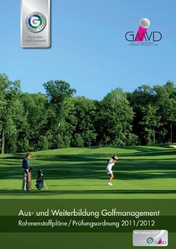 Ausbildung - Golf.de