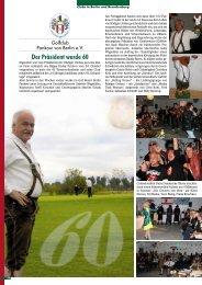Dezember 2008 - Golf Resort Berlin Pankow