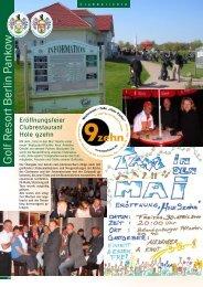 Mai 2010 - Golf Resort Berlin Pankow
