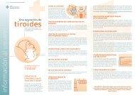 tiroides - Parc de Salut Mar