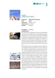 Projekt: Langes Haus in Rehna - Gos-gsom.de