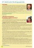 27.SÜDTIROLER HERBSTGESPRÄCHE - Phytotherapie Österreich - Page 2