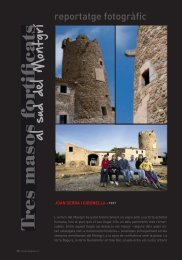 Tres masos fortificats - Revista de Girona