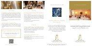 Veranstaltungskalender - Hotel-Restaurant Erbprinz