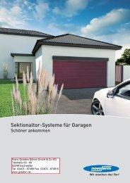 Sektionaltore PDF-Format - Franz Graafen Söhne GmbH & Co.KG