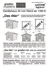 Prospekt mit Preisen Haus und Veranden.cdr