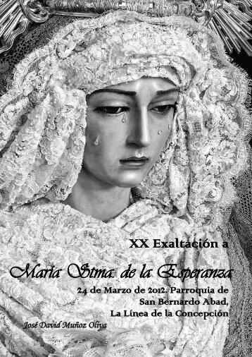 XX Exaltación a - La Linea Cofrade