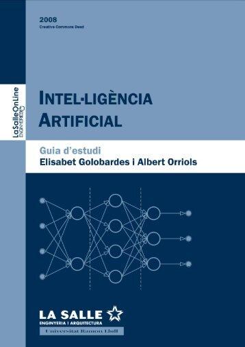 Guia d'estudi: Intel·ligència Artificial - La Salle