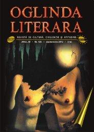 Lucian Ciuchita - Oglinda literara