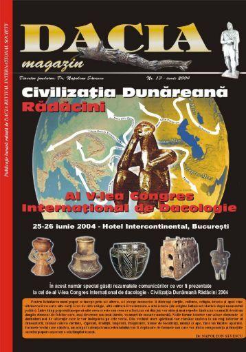 2004 - Civilizaţia Danubiană - Rădăcini - Dacia.org