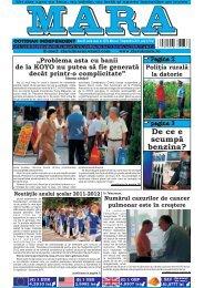 Descarca nr. 1279 - Ziarul Mara