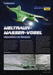 Spacebird - Graupner