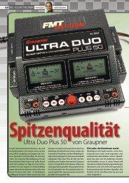 Testbericht FMT 09/2008 - Graupner
