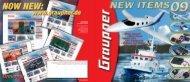 New Items 2009 - Graupner