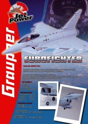 Jet Flyer - Graupner