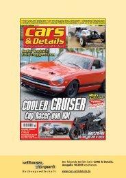 Hyper9 | Cars&Details 10/2009 - Graupner