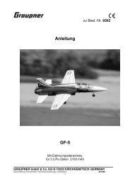 9362 GF-5 DE_EN_FR - Graupner