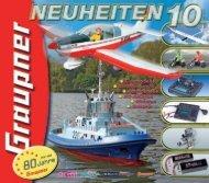 Neuheiten 2010 - Graupner