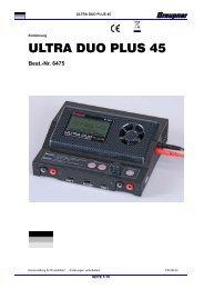 PDF: Ultra DUO Plus 45 (Download) - CMC-Versand