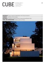 Interview CUBE Magazin - Greif & Contzen Immobilienmakler