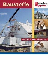Produkte & Ideen für Ihren Bau - Grenza Baumarkt GmbH