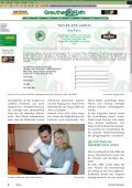 KLEEBLATTMAGAZIN - SpVgg Greuther Fürth - Seite 6
