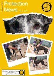 Winter 2010 - Greyhound Protection International