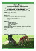 """Protection News"" Winter 2011 - Greyhound Protection International - Seite 5"
