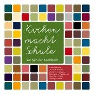 klicken um einen Auszug des Kochbuchs zu sehen!