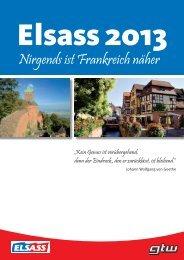 Elsass - Grimm Touristik
