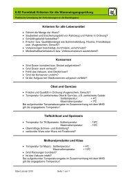 6.02 Formblatt Kriterien für die Wareneingangsprüfung - Groma