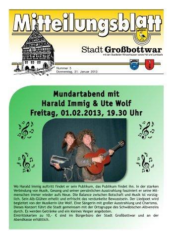 Grossbottwar KW 05 ID 65741 - Gemeinde Großbottwar