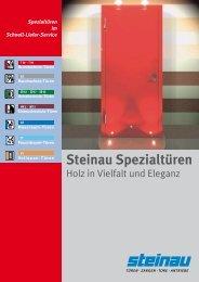 Steinau-Spezialtüren als PDF