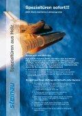 Steinau-Spezialtüren als PDF - Seite 2