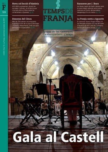 setembre-octubre 2011 - Associació Cultural del Matarranya